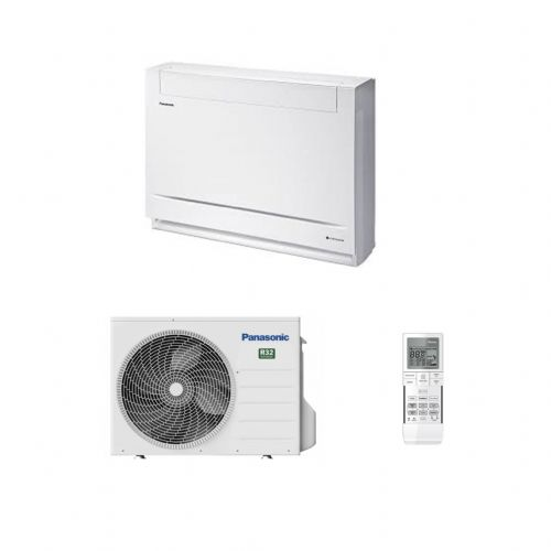 Panasonic Air Conditioning Mini Floor Console Heat Pump CS-Z35UFEAW 3.5kw/12000Btu A++ 240V~50Hz